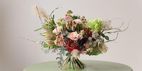 European Hand-Tied Bouquet Workshop tickets