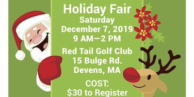 Vendor for Clear Path's Holiday Fair