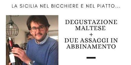 Degusta Maltese e la cucina mediterranea -  Milano biglietti