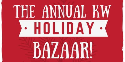 THE ANNUAL KW HOLIDAY BAZAAR
