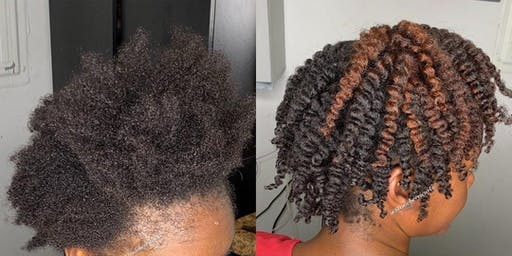 How to Moisturize Dry Natural Hair Twitter Party Presented by @Strawberricurls!
