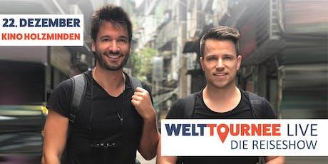 Welttournee LIVE - Die Reiseshow Tickets