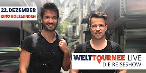 Welttournee LIVE - Die Reiseshow
