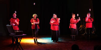Silver Circus for over 65's
