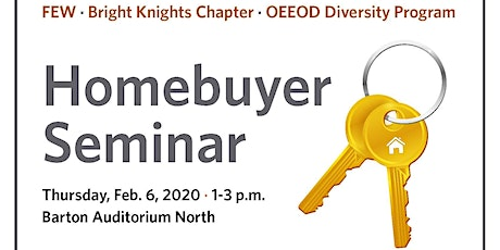 You Can Afford It! Homebuyer Seminar tickets