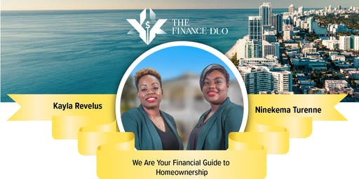 The Finance Duo Homebuyers Workshop