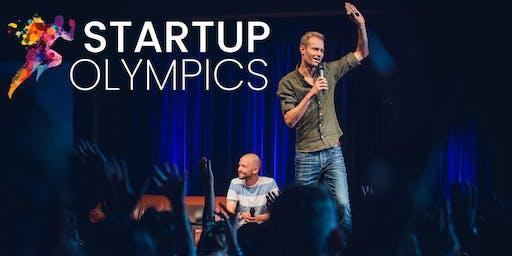 Startup Olympics - Dein Startup an einem Wochenende