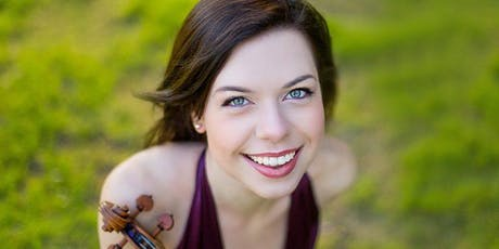 Palo Alto Holiday Concert with Tessa Lark, solo violin tickets