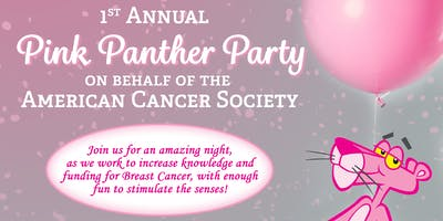 1st Annual Pink Panther Party
