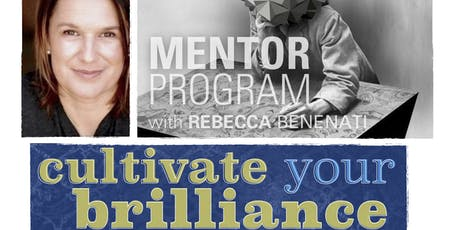 Mentor Program with Rebecca Benenati tickets