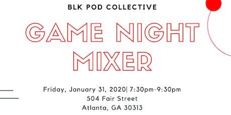 Game Night Mixer tickets