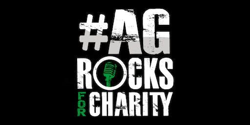 Ag Rocks For Charity