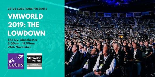 VMworld Europe 2019: The Lowdown