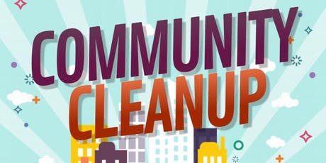 COMMUNITY CLEAN UP DAY tickets