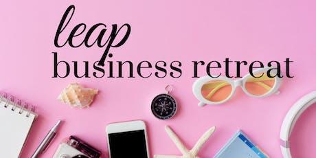 leap Business Retreat tickets