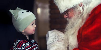 Letters to Santa at The Talbott Hotel
