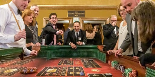 Casino Night at the DuPage County Historical Museum