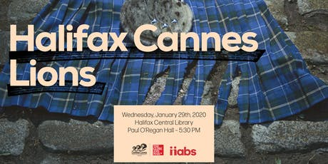 nabs Cannes Lions Screening Halifax tickets