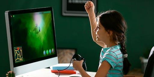 Oficina Gratuita de Minecraft - 7 à 15 anos