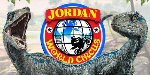Jordan World Circus 2020 - Farmington, NM