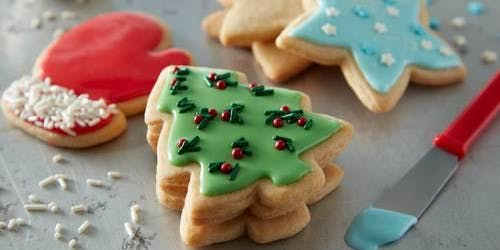 Christmas Cookie Decorating!