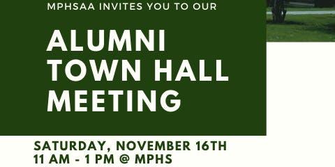 2019 MPHSAA Town Hall Meeting