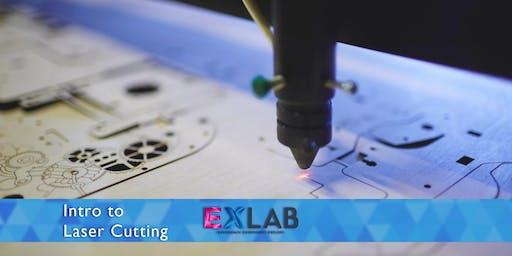 Intro to Laser Cutting - EXLAB - Atlanta