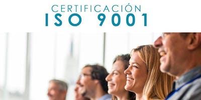 CURSO DE ISO 9001 EN TOLUCA
