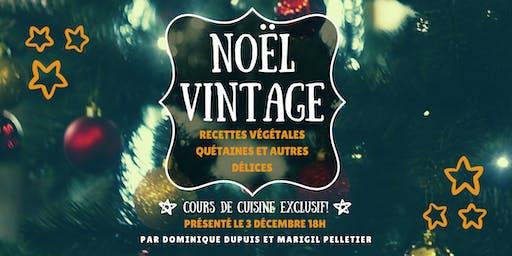 Noël Végétal | Nos recettes vintages