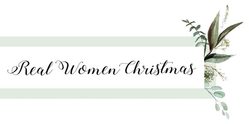 Real Women Christmas Event