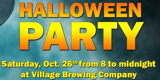 Magic 98.3 Halloween Party Hosted by Village Brewing Company