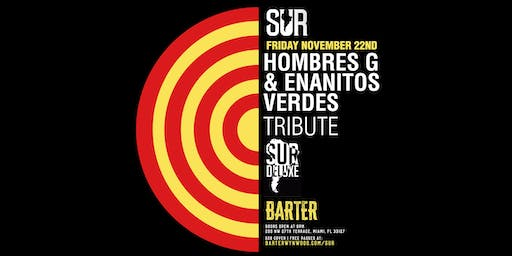 Hombres G & Enanitos Verdes Tribute