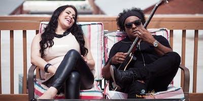 Marietta Jazz and Jokes Made In Brazil ft. Fernanda Noronha & Peu Pereira