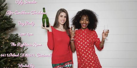 Ugly Sweater Afro Caribbean Christmas Day Party tickets