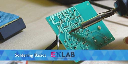 Soldering Basics - EXLAB - Atlanta