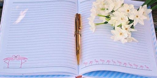 Art of Journaling Workshop