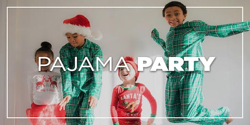 Northgate PJ Party with Santa