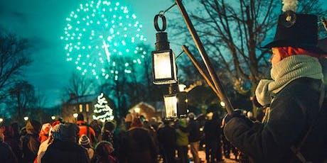 Holiday Nights at Greenfield Village tickets
