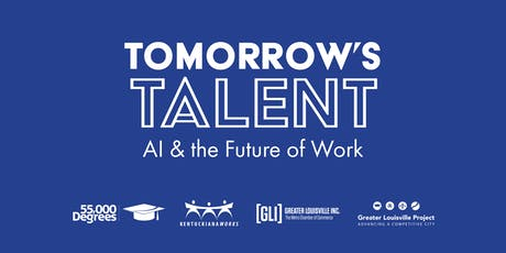 Tomorrow's Talent: AI & the Future of Work tickets