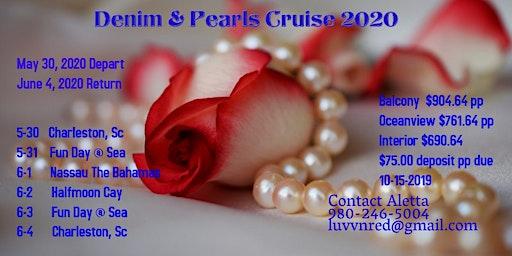Denim & Pearls Cruise the Bahamas 2020