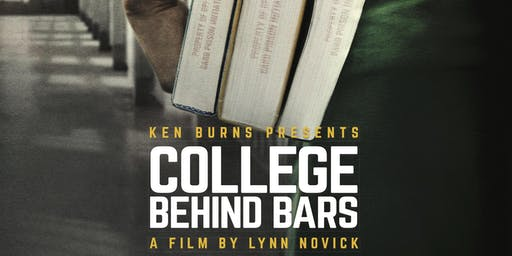 College Behind Bars:  A Community Conversation