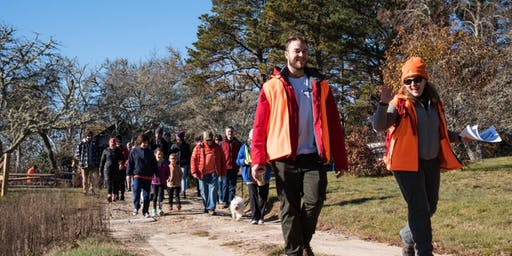 5th Annual Post-Feast Waddle (and Food Drive)