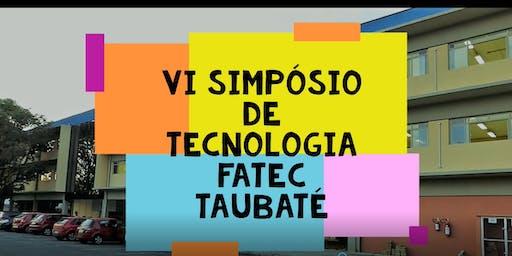 VI Simpósio de Tecnologia - 24 e 25 de Outubro de 2019