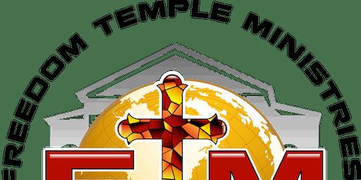 Freedom Temple Ministries (FTM) College Study Break Drop-In