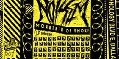 pofTX 15 year anniversary w/NOISEM + MOUNTAIN OF SMOKE(EP RELEASE)