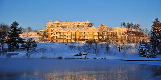 New Year's Eve 2019  Gala --- JW Marriott The Rosseau Muskoka