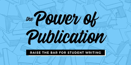 The Power of Publication • 5-day institute tickets