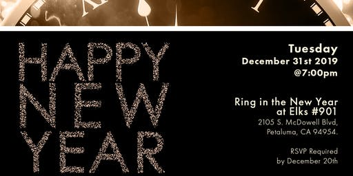 New Year's Eve Celebration 2020 @ #901