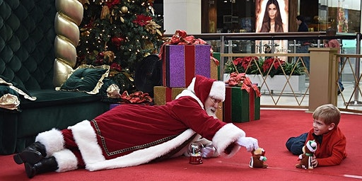 Franklin Park - 12/15 - Soothing Santa