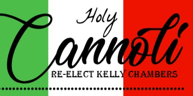 Friends of Kelly Chambers Fundraiser